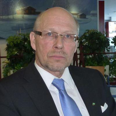 Kainuun maakuntajohtaja Pentti Malinen