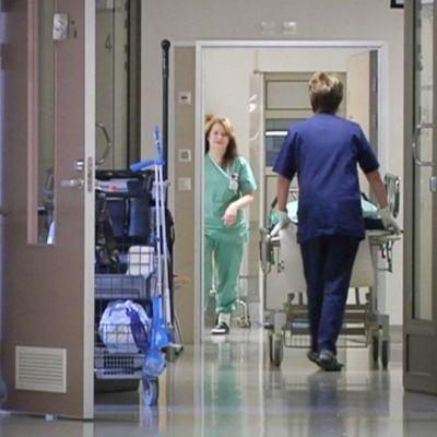terveyskeskus, sairaala