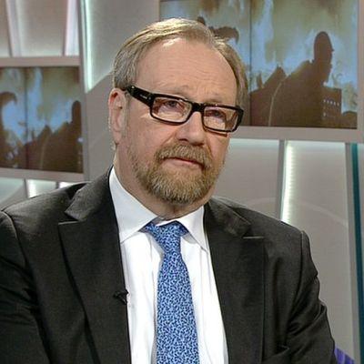 Aleksanteri-instituutin johtaja Markku Kivinen.