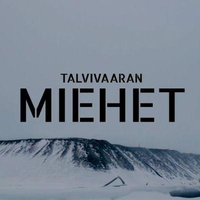 Kuvakaappaus Talvivaaran miehet -elokuvan trailerista