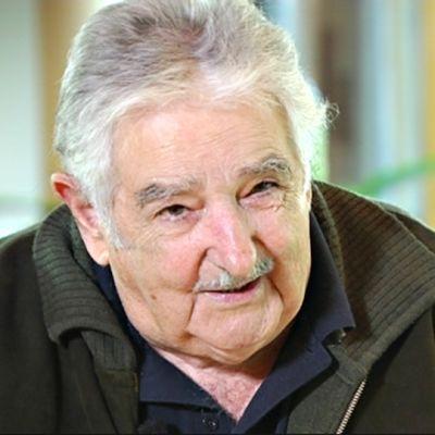 Uruguayn presidentti José Mujica.