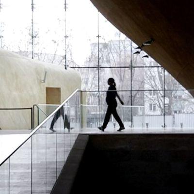 Varsovan juutalaismuseo.