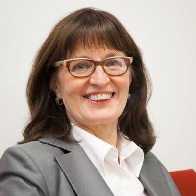 SPR:n pääsihteeri Kristiina Kumpula.