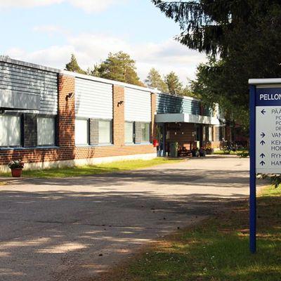 Pellon terveyskeskus