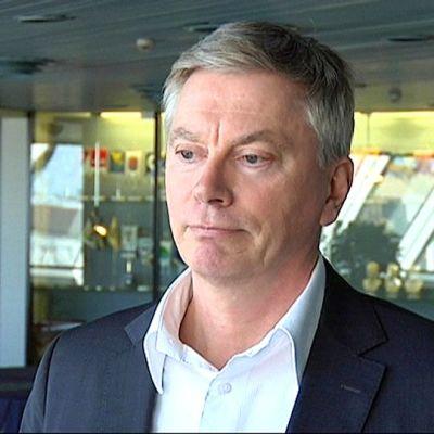 Lappeenrannan kaupunginsihteeri Juha Willberg