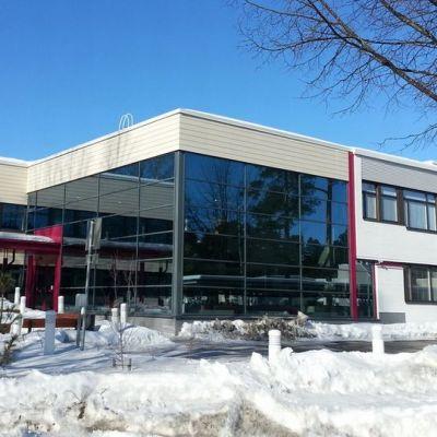 Etelä-Karjalan koulutuskuntayhtymän rakennus Lappeenrannan Armilassa
