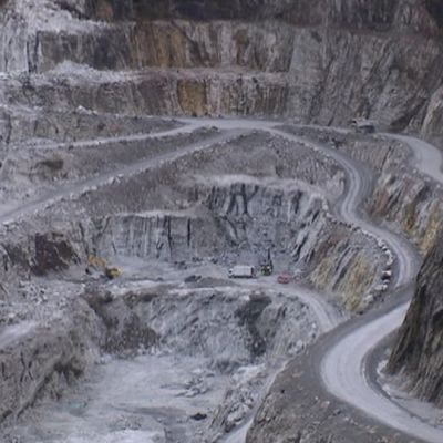Nordkalk louhos Lappeenranta kalkkitehdas kaivos