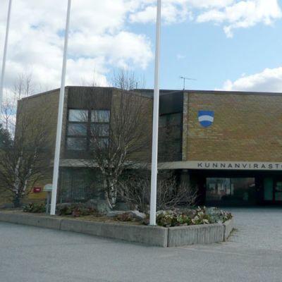 Sallan kunnanvirasto