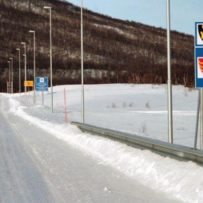 Finnmarkin lääni Norjassa