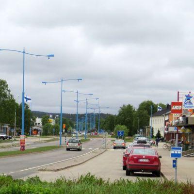 Ivalon kylä 2013 kesä