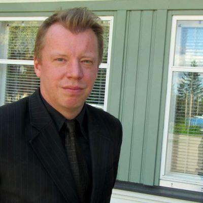 Petri Tiainen YUP kanttori kosketinsoittaja