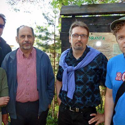 Martinniemen luonto- ja kulttuuripolun työryhmä