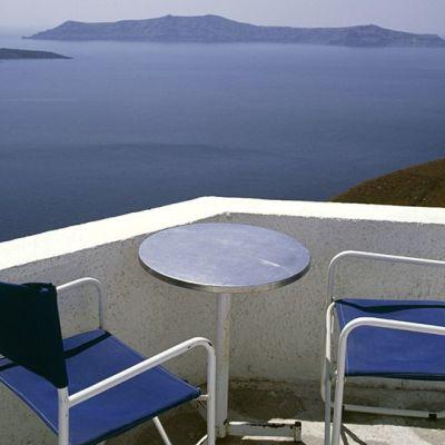 Santorini Näkymä