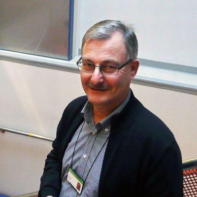 Rantavitikan koulun rehtori Esa Pasma