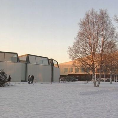 Rovaniemen kirjasto ja Lappia-talo