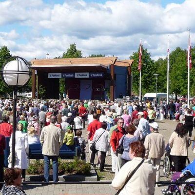 Kuopio Tanssii ja Soi -festivaalin avajaiset