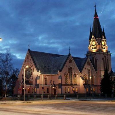 Kemin kirkko