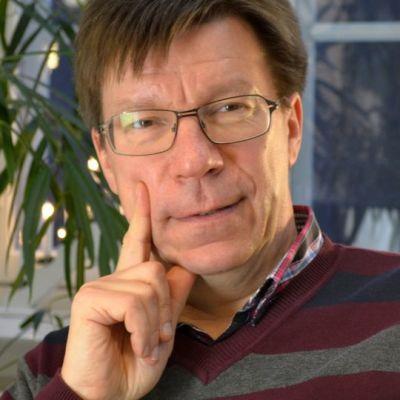 Jorma Virtanen on ollut sairauslomalla perheterapeutin työstä.