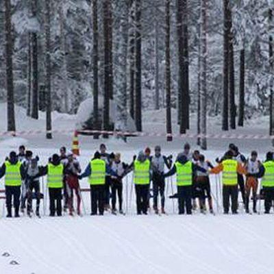 Maakuntaviesti 2011 Äänekoskella