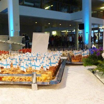 Itsenäisyyspäivä, ruokatarjoilu, Imatra