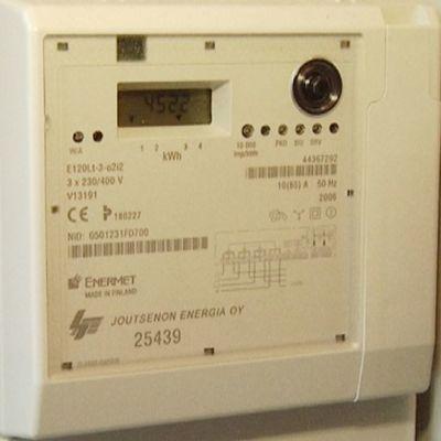 Etäluettava sähkömittari