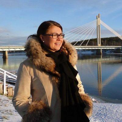 Lappset Groupin hallituksen puheenjohtaja Johanna Ikäheimo