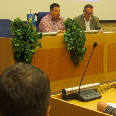 Kaustisen kunnanvaltuuston kokous