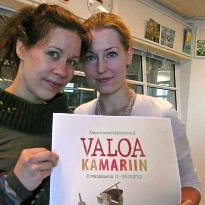 Anna Laakso ja Emilia Neuvonen