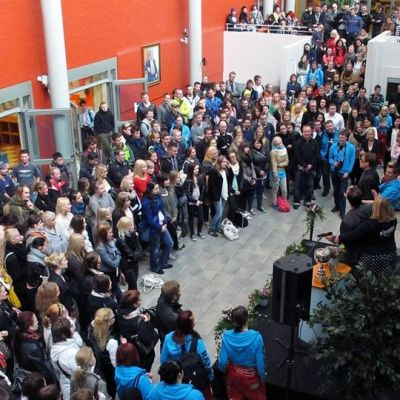 Rovaniemen ammattikorkeakoulun lukuvuoden avajaiset