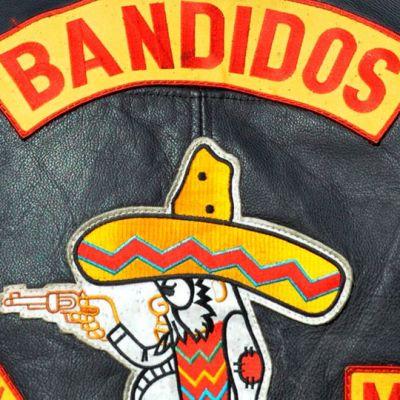 Bandidos MC Australian nahkatakki.