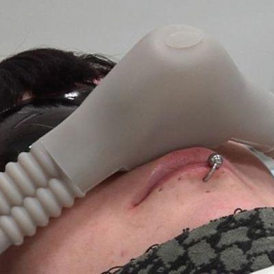 Ilokaasua käytetään mm. hammaslääkäripelon hoidossa.