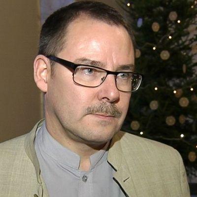 SDP:n puoluesihteeri Reijo Paananen.