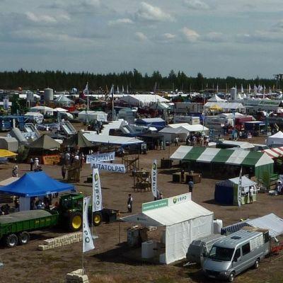 Okra-maatalousnäyttely 2010