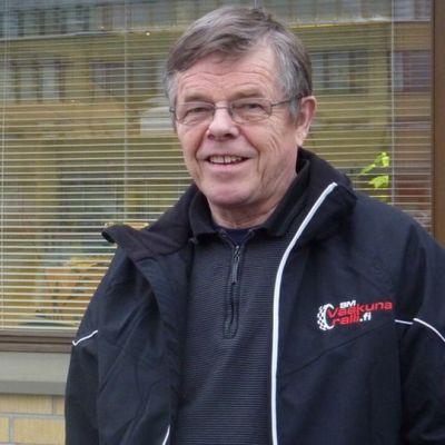 Mikkelin SM-rallin kilpailunjohtaja Tapio Krivetz.