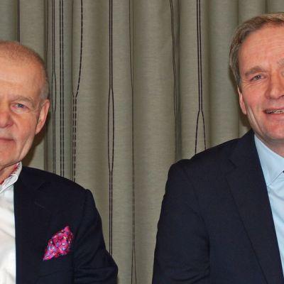 Hannu Karavirta ja Mika Perttunen