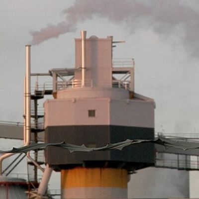 Stora Enson Oulun tehdas