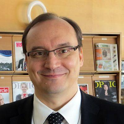 Puolan Suomen suurlähettiläs Jari Vilén