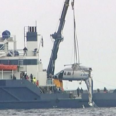 Copterlinen lento-onnettomuus elokuussa 2005