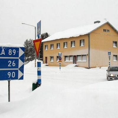 Tienviitat Sodankylään, Marttiin ja Sokliin