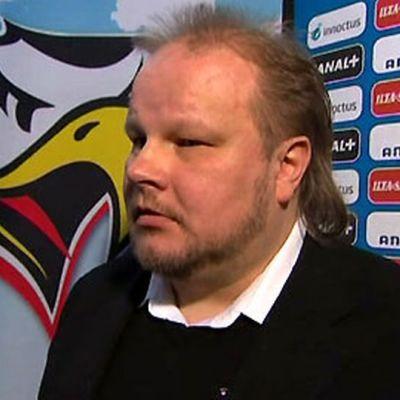 Pasi Räsänen on viimeksi valmentanut Vaasan Sportia. (Arkistokuva)