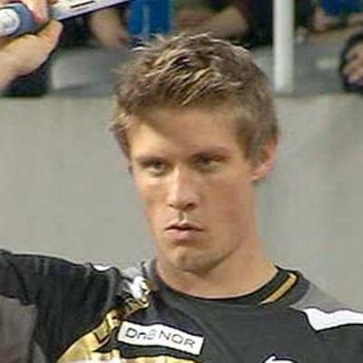 Andreas Thorkildsen kuvassa