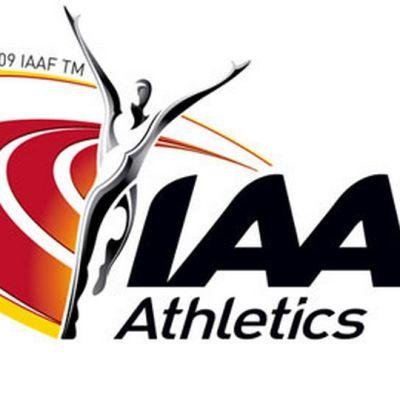IAAF:n logo.