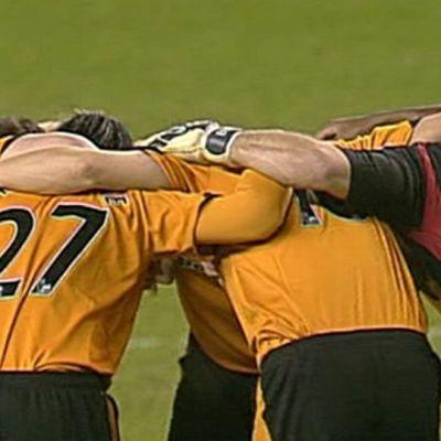 Wolverhamptonin pelaajia.