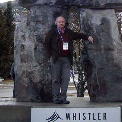 Arto Teronen Whistlerissä