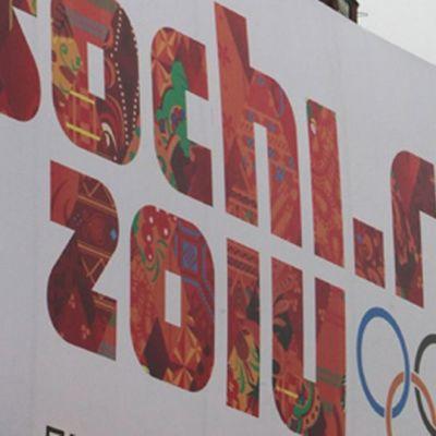 Sotshin olympiamainos