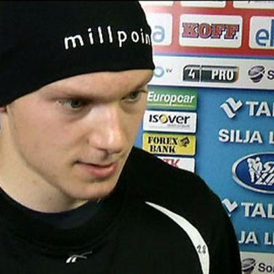 Jaakko Rissanen, SaiPan hyökkääjä