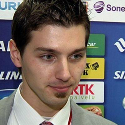 Tomas Zaborsky slovakia Ässät SM-liiga 2012