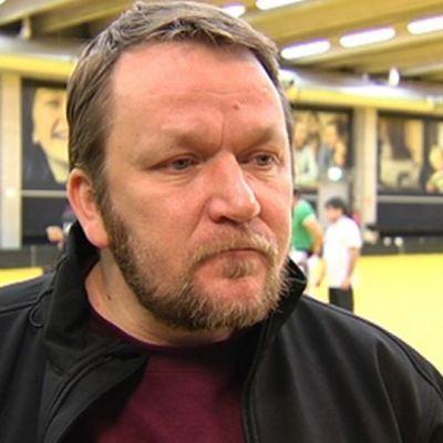 Latvian valmentaja Iiro Parviainen