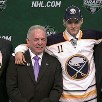Joel Armia NHL Draft Buffalo Sabres