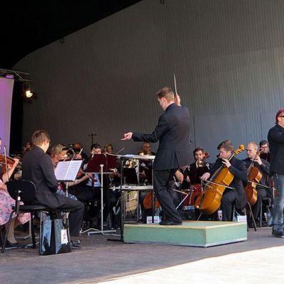 Tony Kakko ja Kemin kaupunginorkesteri